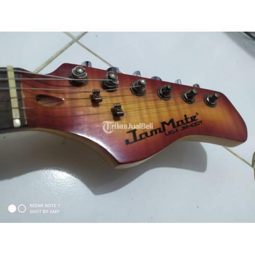 Gitar Jammate UG-1 JM400T Original mii Buatan Suzuki Bekas Mulus Normal - Jogja
