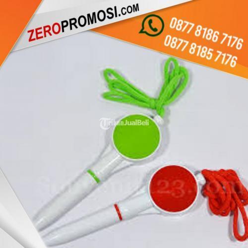 Pulpen Raket Cocok untuk Souvenir Promosi Pen Gendang - Tangerang