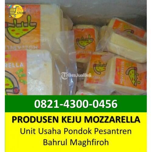 Pusat Keju Mozzarella - Bekasi
