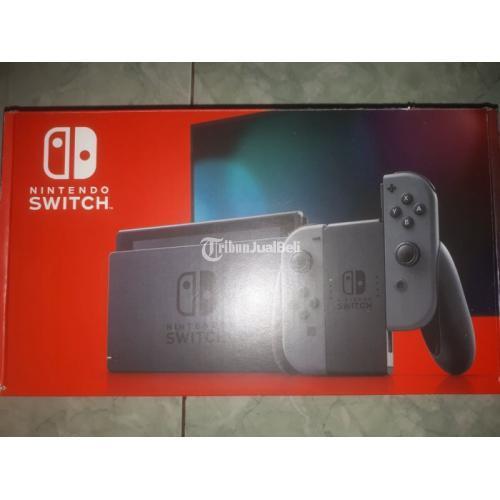 Konsol Game Nintendo Switch New Console HAC 001(-01) / V2 Bekas Like New - Tangerang
