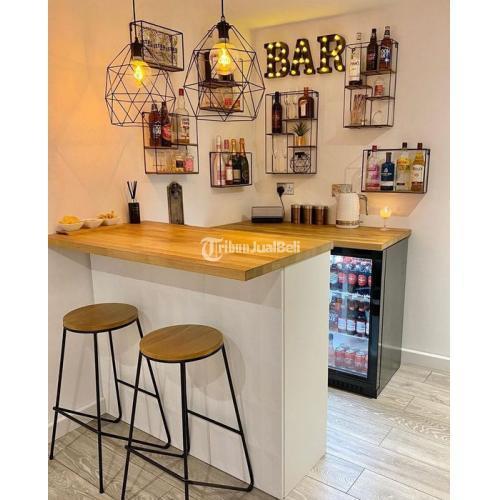 Mini Bar Kitschen Harga Permeter Bergaransi Kualitas Terbaik Bisa Custom - Bantul