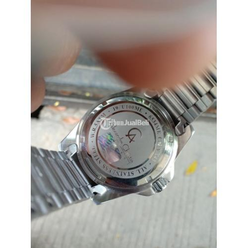 Jam Tangan Alexandre Christie AC 6534ME Fullset Mulus No Minus - Bekasi