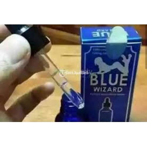 Blue Wizard Cair Di Bogo Obat Perangsang Wanita Asli COD - Bogor