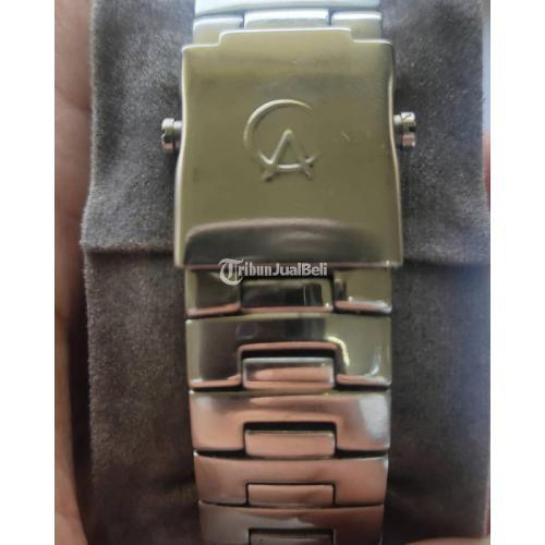Jam Tangan Alexandre Christie Military 6061MC Diameter 43mm Bekas - Depok