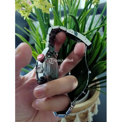 Jam Tangan Alexandre Christie 6239MC Bekas Fungsi Normal Nego - Bandung