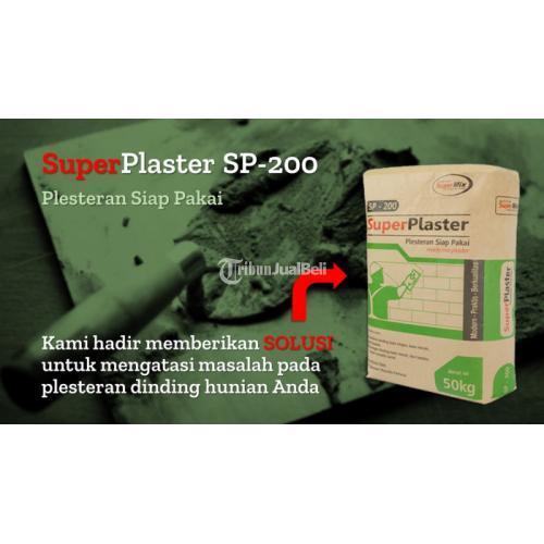 Plester Instan SuperPlaster Sp-200 Bisa Pesan Via Telp/wa - Bekasi