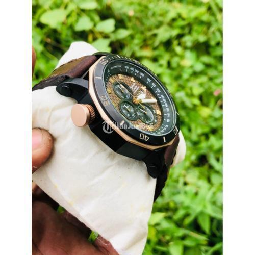 Jam Tangan Alexandre Christie 6308MC Full Original Funsgi Normal Bekas - Serang