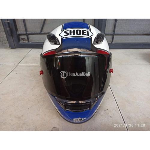 Helm Fullface Shoei XR 1100 Size M Bekas Mulus Harga Nego - Semarang