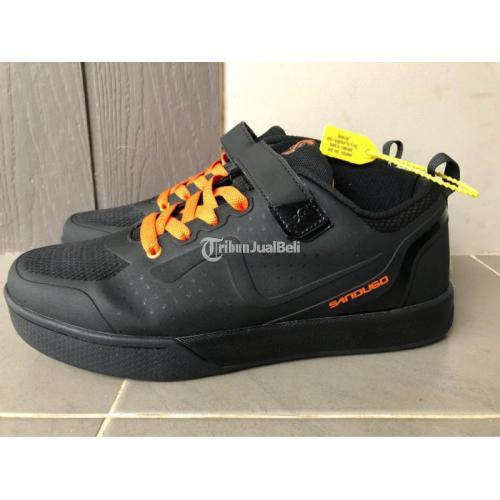 Sepatu Downhill Sandugo Flat Pedal with Cleat Size 42 Baru Nego - Tangerang