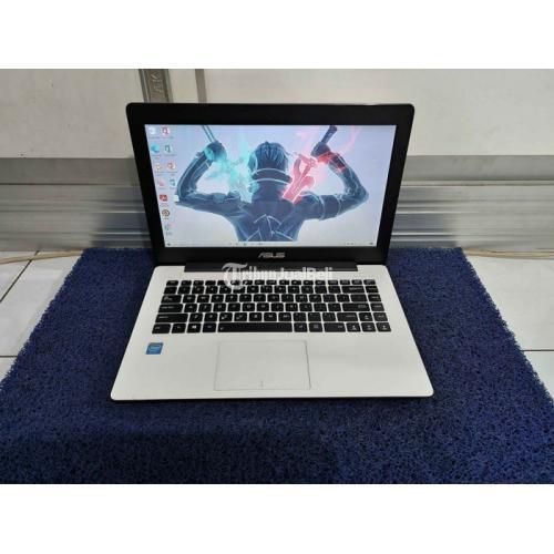 Laptop Asus X453M Ram 4GB Layar 14 Inc Bekas Baterai Awet Nego - Bantul