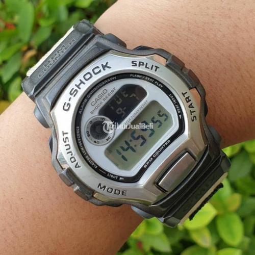 Jam Tangan G-SH0CK GMIX DWM-100 Secibnd Fungsi Normal - Surabaya