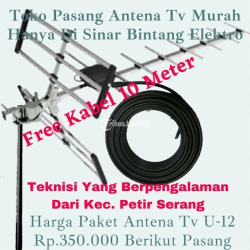 Pemasangan Antena Tv Kulitasnya Terjamin Jatisampurna - Bekasi