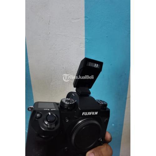 Kamera Fujifilm XH1 Fullset Bekas Kondisi Normal Garansi Resmi - Cirebon