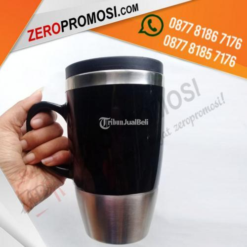 Souvenir Mug Hot & Cold Tumbler Vesta Banyak Pilihan Warna - Tangerang
