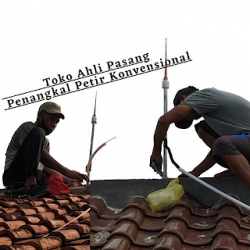 Toko Pasang Penangkal Petir Campaka/Kec.Andir - Bandung Kota