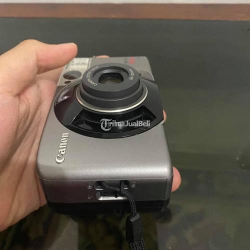 Kamera Canon Sure Shot 105 zoom Bekas Normal Mulus Lensa Aman - Jakarta