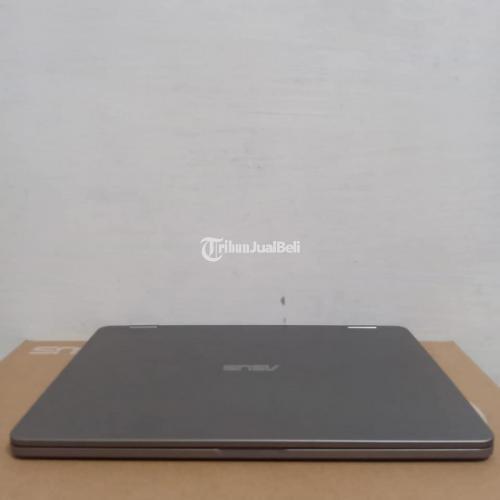 Laptop Asus TP401M Gaming Editing Normal Bekas Lengkap Harga Nego - Jakarta