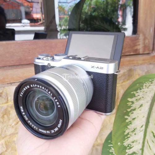 Kamera Fujifilm Xa2 Murah Banget Mulus Bekas Like New - Surabaya