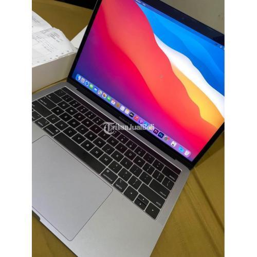 Laptop Macbook Pro 2019 Touchbar RAM 8GB SSD 128GB Bekas Fullset - Jogja