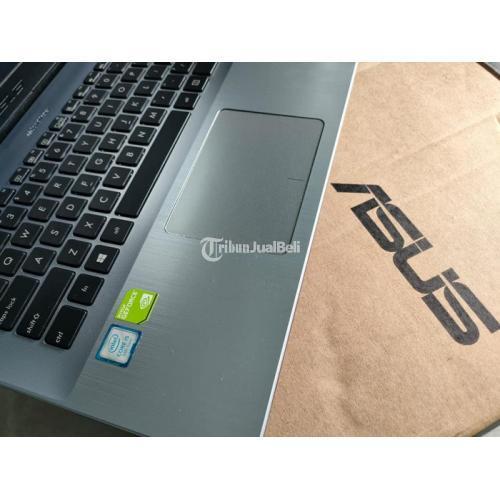 Laptop Asus Vivobook A422U Core i5 Gen 8 Dobel VGA Ram 8 GB HDD 1000 GB - Jogja