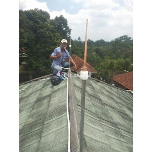 Jasa Pasang Penangkal Petir Margahayu Utara Babakan Ciparay - Bandung