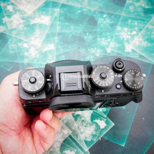 Kamera Fujifilm X-T2 Fullset Bekas Fungsi Normal Garansi Resmi - Bandung
