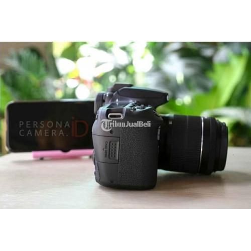 Kamera Canon 90D Lensa Kit 18-55mm Like New Bekas Fungsi Normal - Bogor
