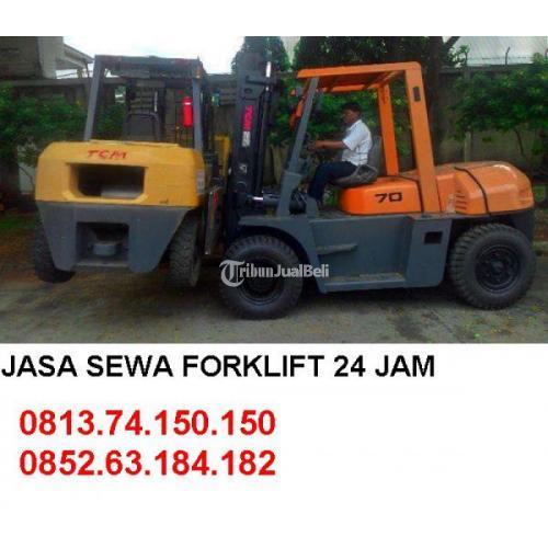 Sewa Forklift Kuningan, Tebet, Lenteng Agung, Pancoran - Jakarta Selatan