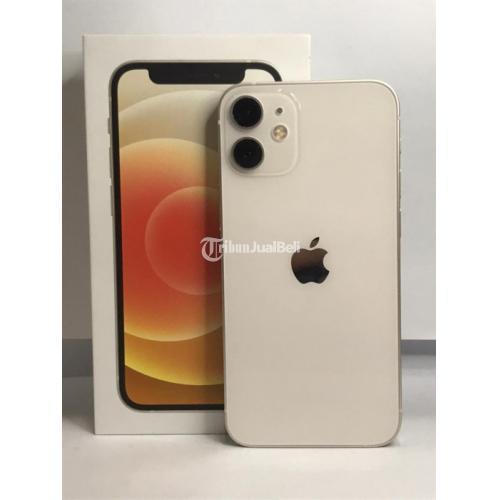 HP iPhone 12 Mini 128GB Mulus Like New Belas Fullset Nominus - Jogja
