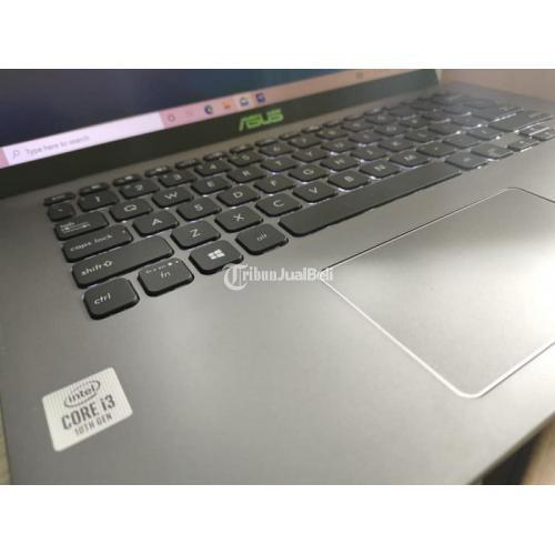 Laptop Asus Vivobook A409J Core i3 Gen 10 Fullset Garansi Resmi On Bekas - Jogja