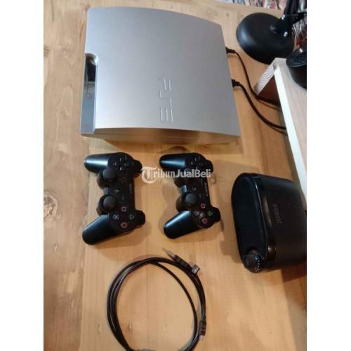 Konsol Game Sony Ps3 Seri 25xx 250GB Bekas Like New Terawat - Jogja