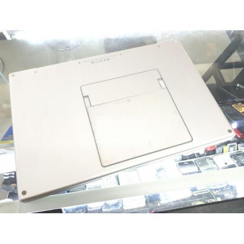 "Laptop MacBook Pro Core2 Duo 2.4GHz 17"" HDD 160GB RAM 4GB 2008 Seken Mulus Normal - Jakarta"