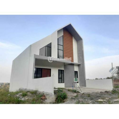 Dijual Rumah di Ngaliyan Sky Mansion Horizon Type 36-90 Fasum Lengkap - Semarang