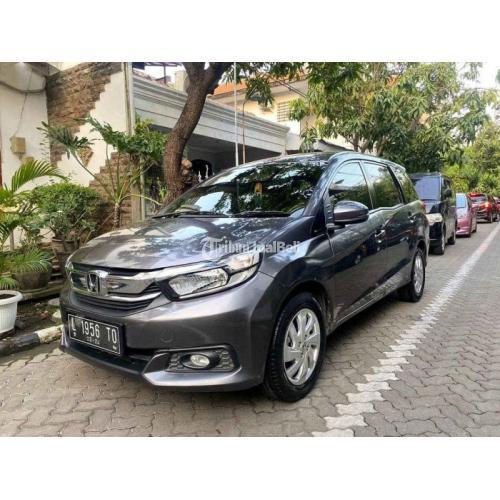 Mobil Honda Mobilio 3 Manual 2018 Bekas Mulus Terawat Orisinil Surat Aman - Surabaya