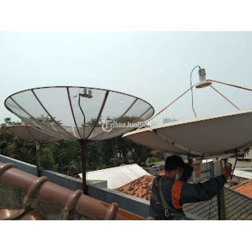 Jasa Servis Antena Tv Duren Sawit    Ahli Settng Parabola - Jakarta Timur