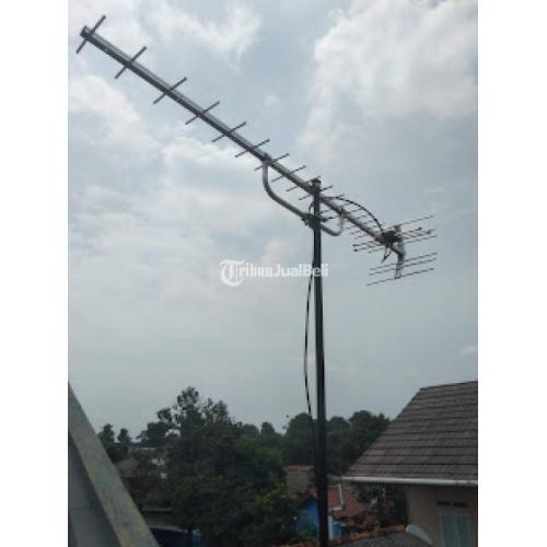 Ahli Perbaikan Sinyal Antena Tv Cengkareng / Pasang Baru Antena Tv - Jakarta Barat