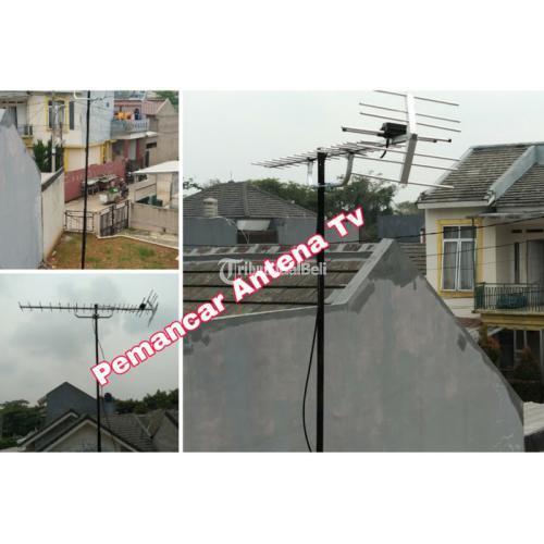 Pasang Antena Pemancar TV Harga Paket di Pondok Gede - Bekasi