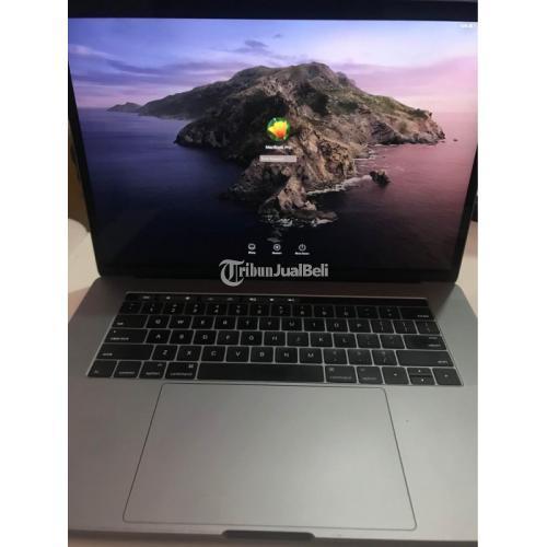 Laptop Macbook Pro 2016 to 2017 Touchbar Retina Ram 16Gb SSD 500GB Bekas - Jakarta