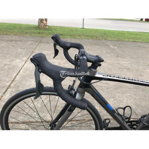 Sepeda Road Bike Polygon Strattos S2 size M Bekas Like New Terawat - Jakarta