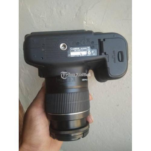 Kamera DSLR Canon EOS 60D Semi Pro Bekas Nominus Harga Nego - Bekasi