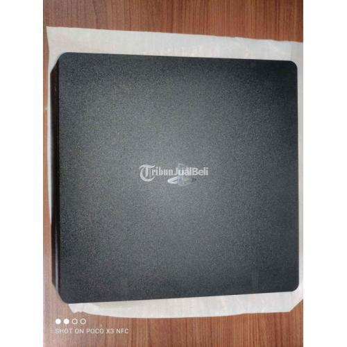 Konsol Game Sony PS4 Slim 1TB Seri 2216B Hits Bundle 3 Game Fullset Bekas - Jakarta