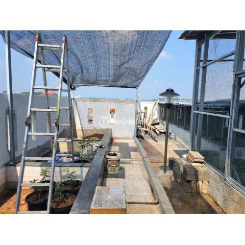Jual Rumah 3 Kamar, 175m2 Furnished Harga Nego di Setu - Bekasi