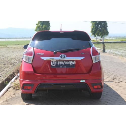 Mobil Toyota Yaris TRD Sportivo AT 2016 Bekas Nominus Terawat - Semarang