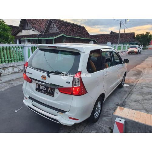 Mobil Toyota Avanza G MT 2017 KM Rendah Orisinil Bekas Surat Lengkap - Madiun