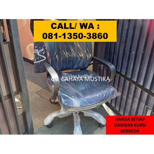 Kursi Staff Surabaya/Kursi Kantor Surabaya/Kursi Kerja - Surabaya