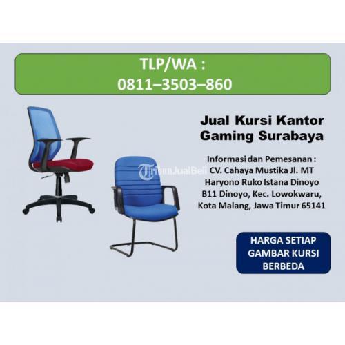 Kursi Kantor Gaming Berbagai Macam Merk dan Type - Surabaya