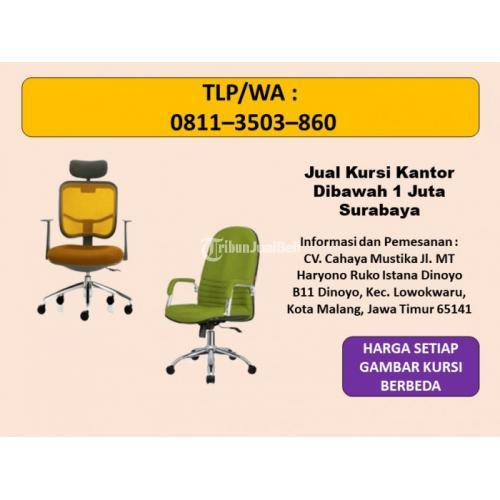 Kursi Kantor Dibawah 1 Juta Berbagai Macam Merk dan Type - Surabaya