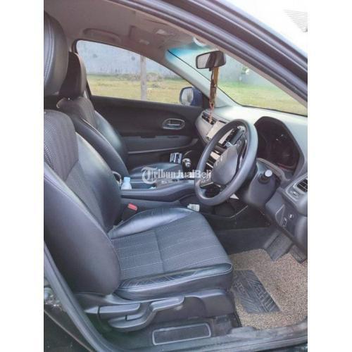 Mobil Honda HRV E CVT 2017 Matic Sehat Bekas Nominus Orisinil- Malang