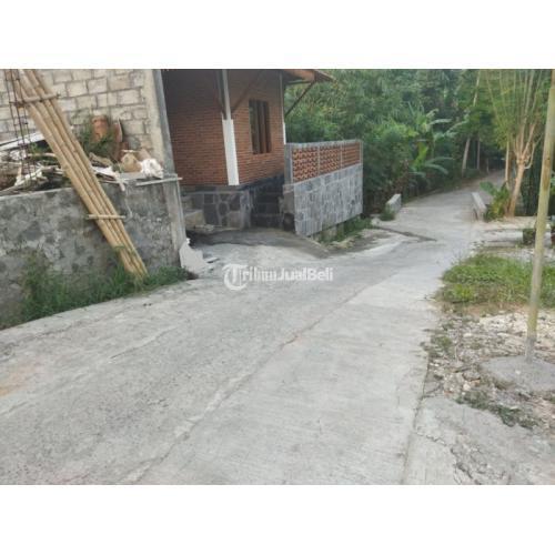 Dijual Rumah Baru Luas 105 m2 Bonus Furniture di Griya Kayu Bangunjiwo - Sleman