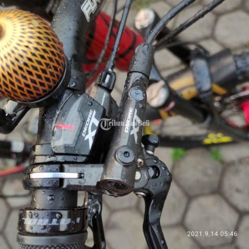 Sepeda MTB Patrol XC 29 Second Kondisi Normal Fullset Original - Malang